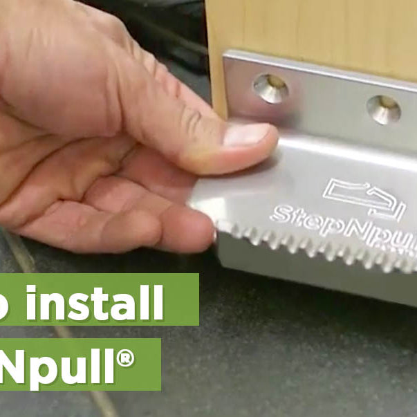 How to install a StepNpull®