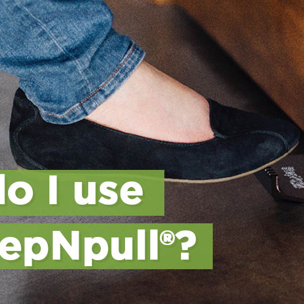 How do I use the StepNpull®?