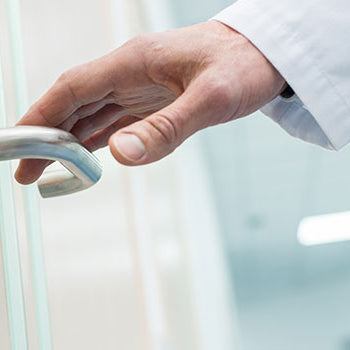 Why You Should Avoid Door Handle Germs
