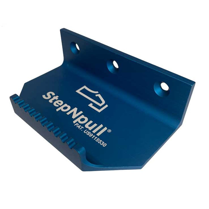 StepNpull Blue Finish