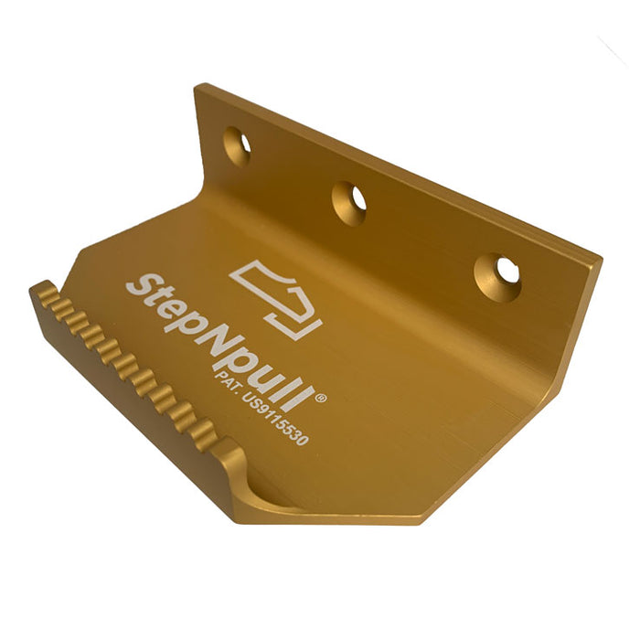 StepNpull Gold Finish
