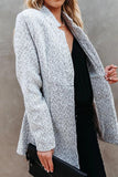 Simple Tayshia Pocket Woolen Coat
