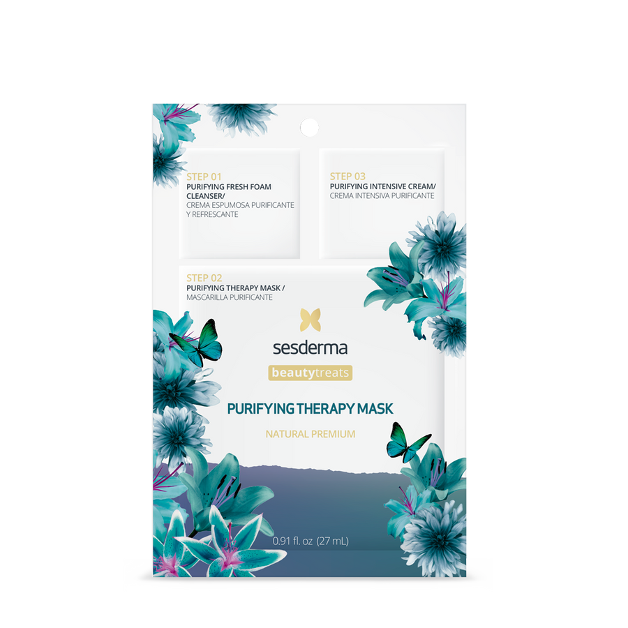 BEAUTY TREATS PR PURIFYING THERAPY MASK
