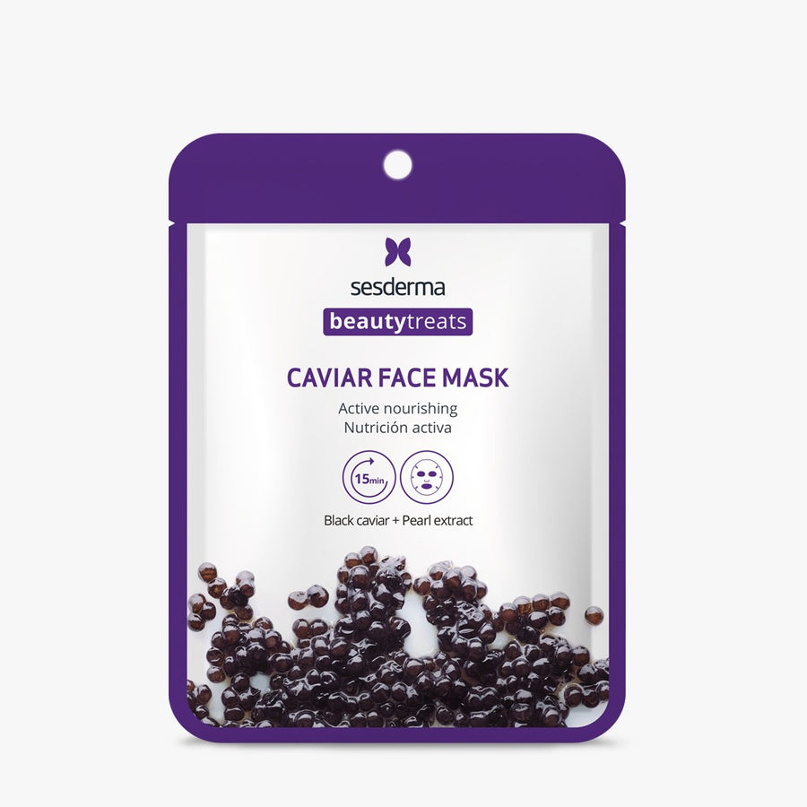 BEAUTY TREATS. Máscara Facial Wonder Ingredients Caviar