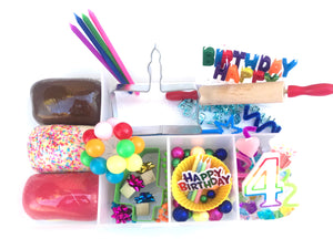 Birthday Sensory Kit