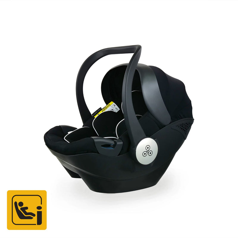 Ickle Bubba Stomp V3 Mercury All In One with Isofix Base Silver