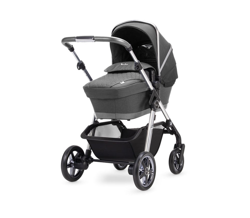 Silver Cross Pioneer 2020 Pepper Simplicity Plus & ISOFIX Base Bundle Clay