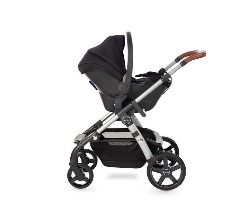Silvercross Wave 2020 Pushchair Charcoal