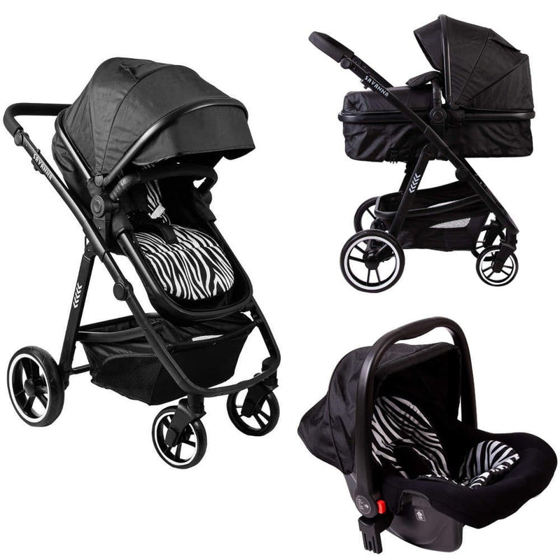 Redkite Push Me Savanna Travel System
