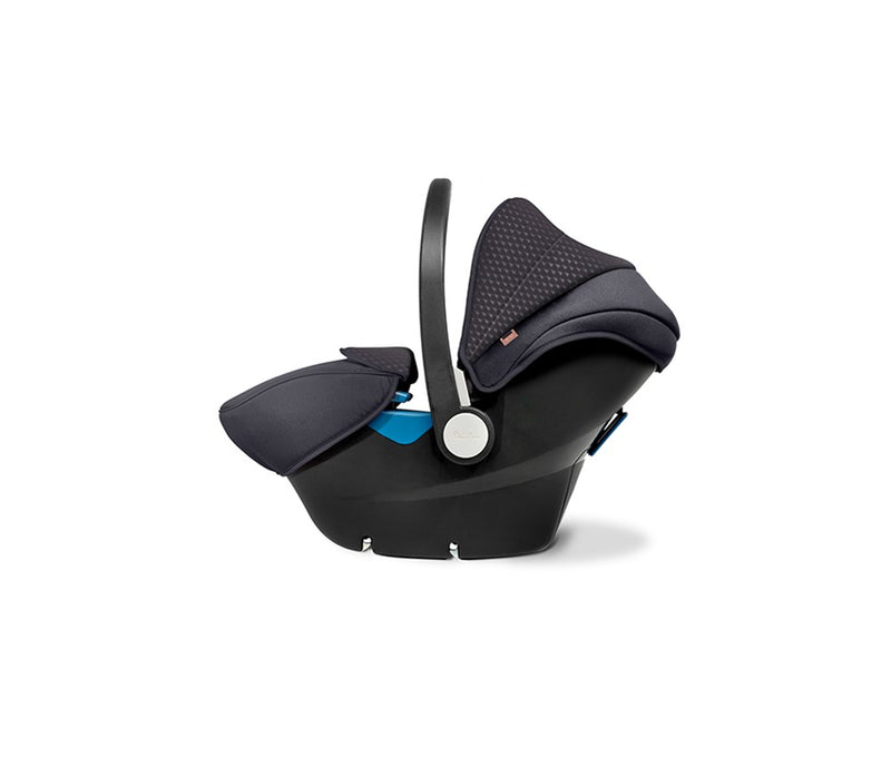 SilverCross Wave 2020 Eclipse Bundle including Simplicity Car seat & Base