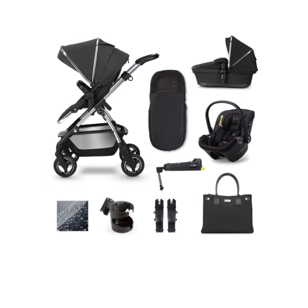 SilverCross Wayfarer Travel system  Dream Donington i Size Bundle