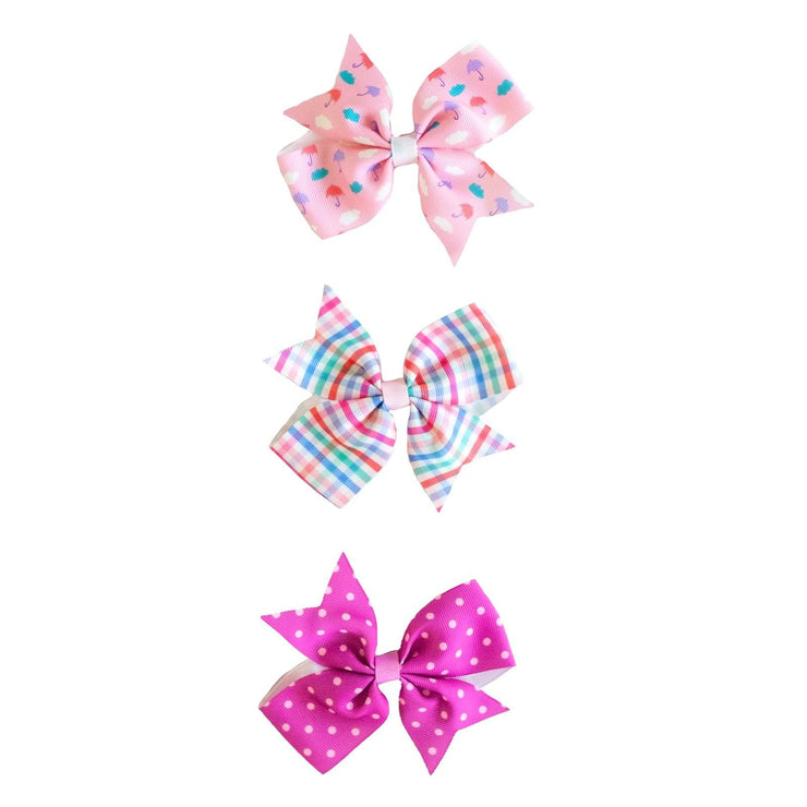 April Showers Bow Pack