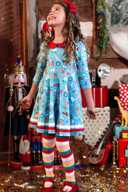 Babes in Toyland Dress