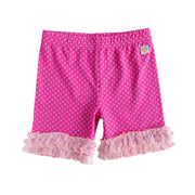 Berry Dot Shorties