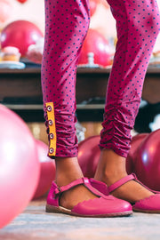 Blackberry Jam Leggings