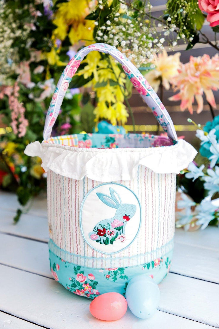 Bunny Trail Easter Bucket