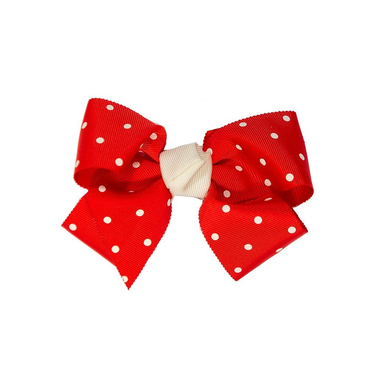 Gingerbread Grosgrain Bow