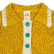 Golden Ticket Cardigan