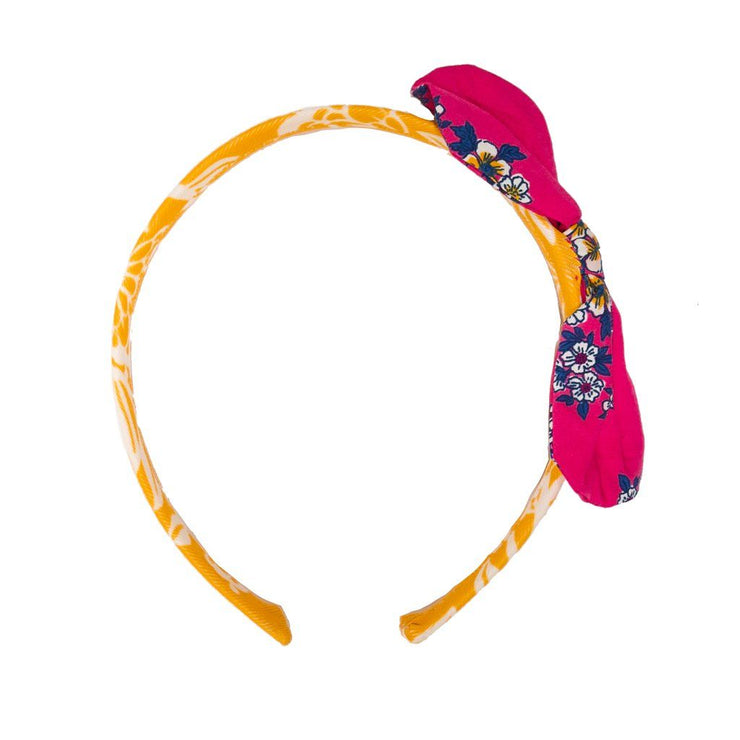 Setting Sun Bow Headband