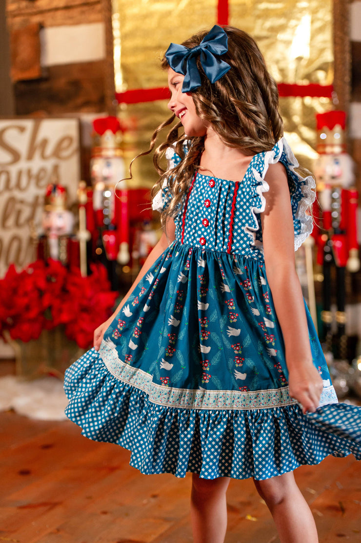 Silent Night Dress