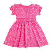 Azalea Pink Betty Dress