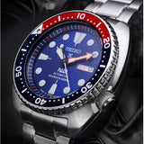 Mechanical Automatic Stainless Steel Men Wrist Watch water-proof watch