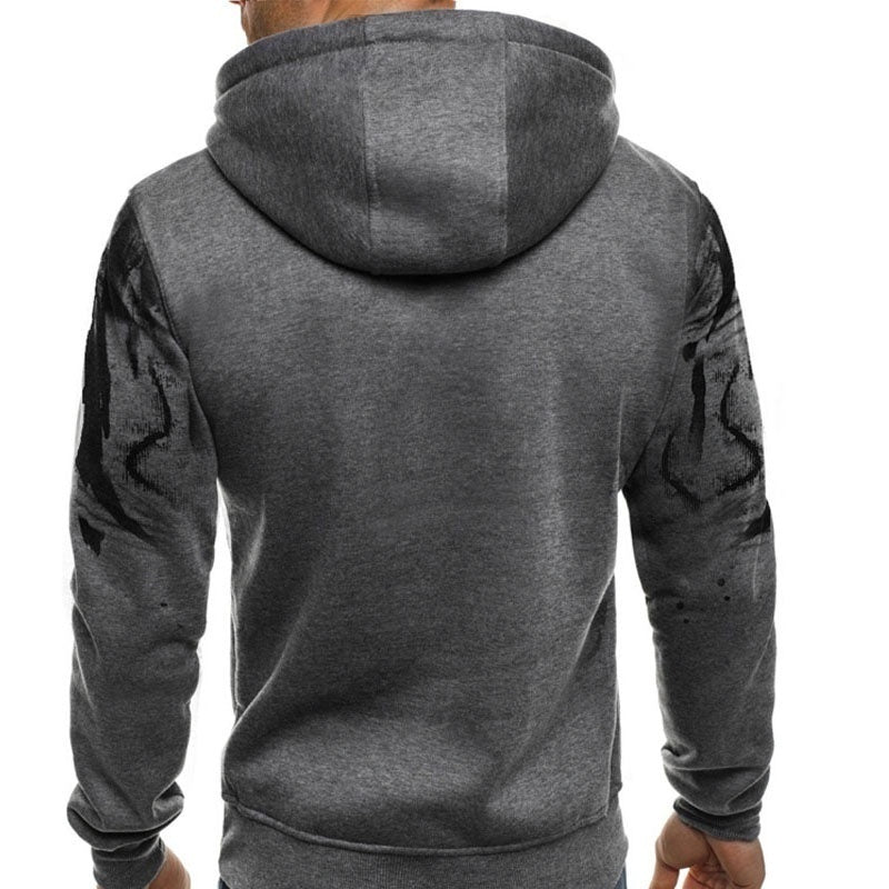 2020 Fashion Sweatshirt Sweatpants Suits Men Hoodies Jogging Male Tracksuit Sets