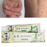 15g Chinese Herbal Psoriasis Ointment  Psoriasis Skin Care Dermatitis Eczema Pruritus treatment