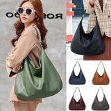 Women Hobo Bag Large Compacity Leather Shoulder Bags Purses Handbags