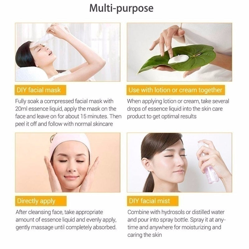 10ml/20ml/40ml LA ROCHE-POSAY Vacuum Squeeze Bottle, Wrinkle Cream, Anti Aging Cream, Eye Cream, Whitening and Moisturizing Cream. Pore Refining Anti Aging Essence