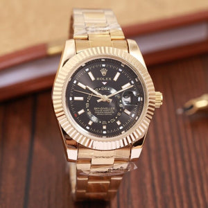 New Men's Business Watches Fashion Electronics Men's Classic Watches