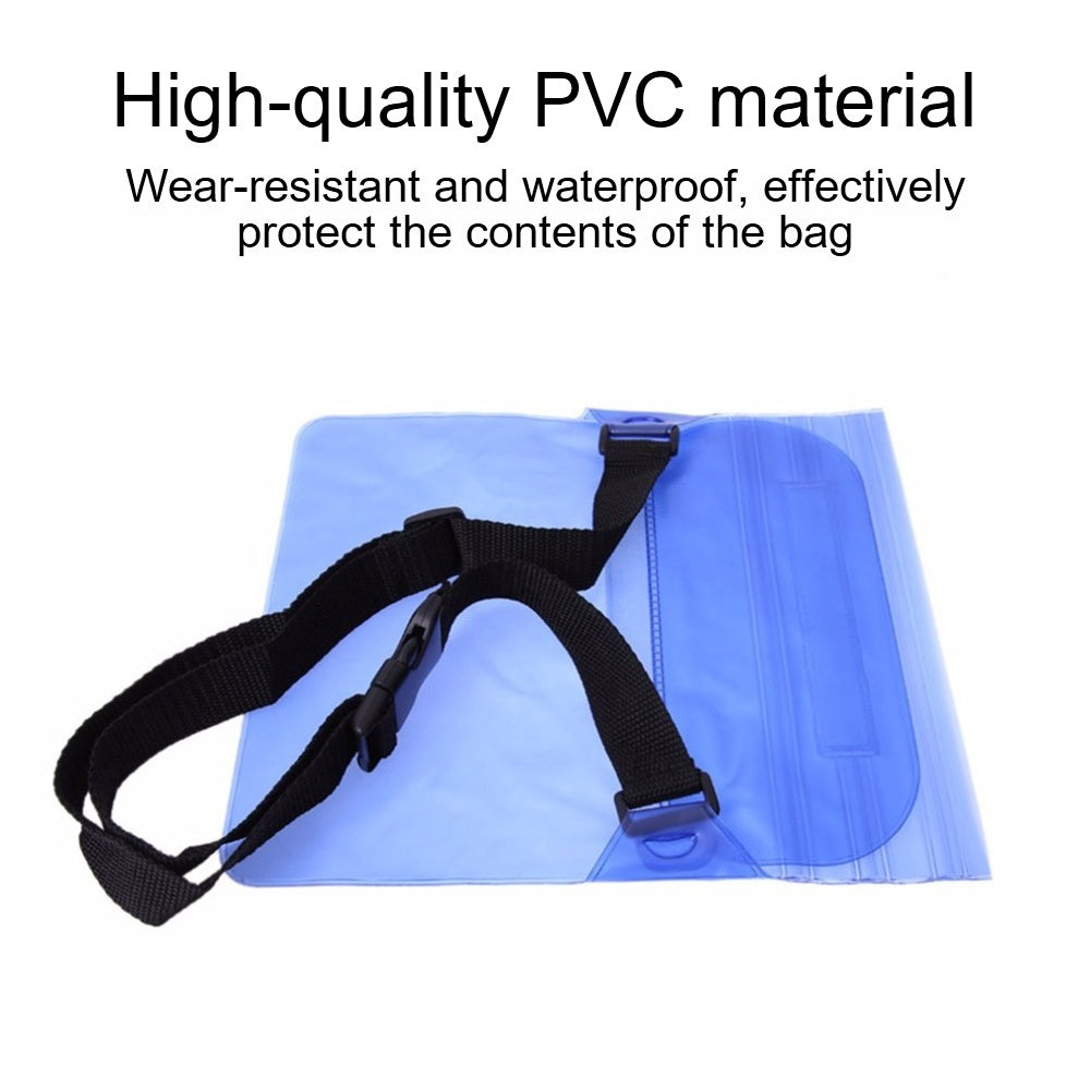 Outdoor Waterproof Pockets Swimming Receive Package Drifting Package Mobile Phone Waterproof Bag
