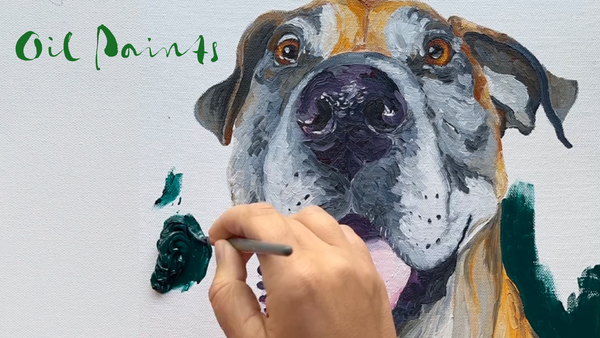 Oil Paintings of Pets vs Other Artforms | The Postmodern Pet - The Postmodern Pet