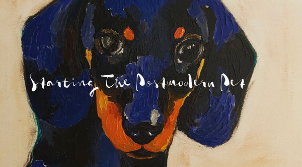 The Story of The Postmodern Pet | Custom Pet Portraits - The Postmodern Pet