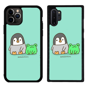 Lala the Baby Penguin Phone Case