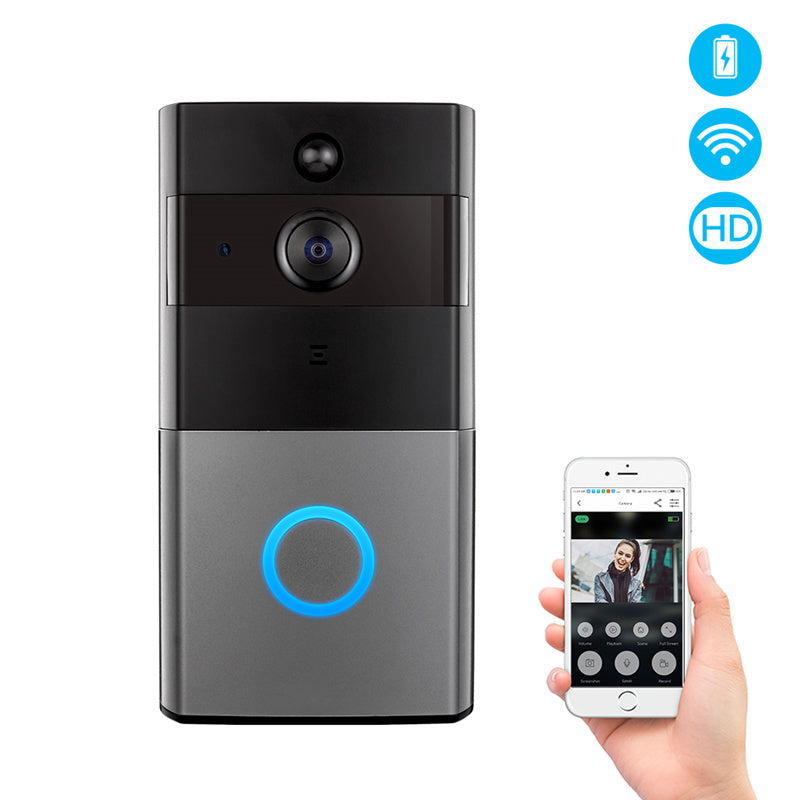 Video Doorbell With Audio Intercom - E' Panta Market