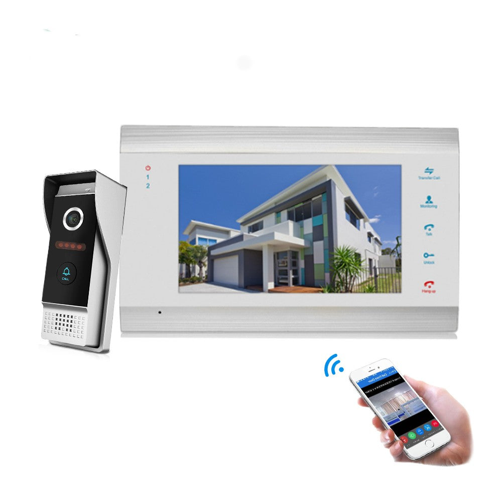 Video Door phone Intercom System - E' Panta Market