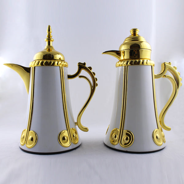 Middle East Luxurious Glass Liner Vacuum Jug - E' Panta Market