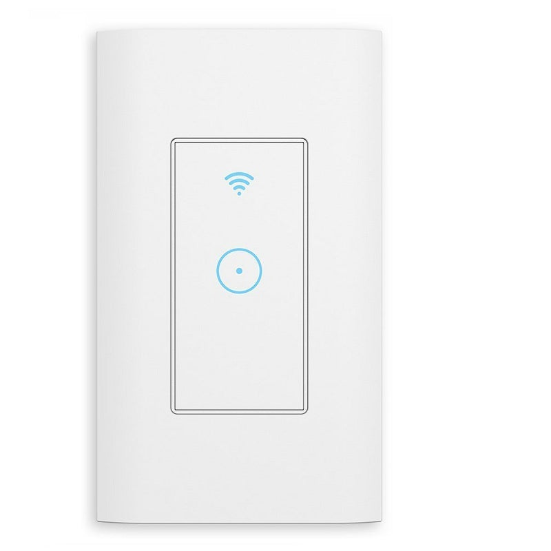 Remote Controlled Wi-Fi Smart Wireless Wall Switch - E' Panta Market
