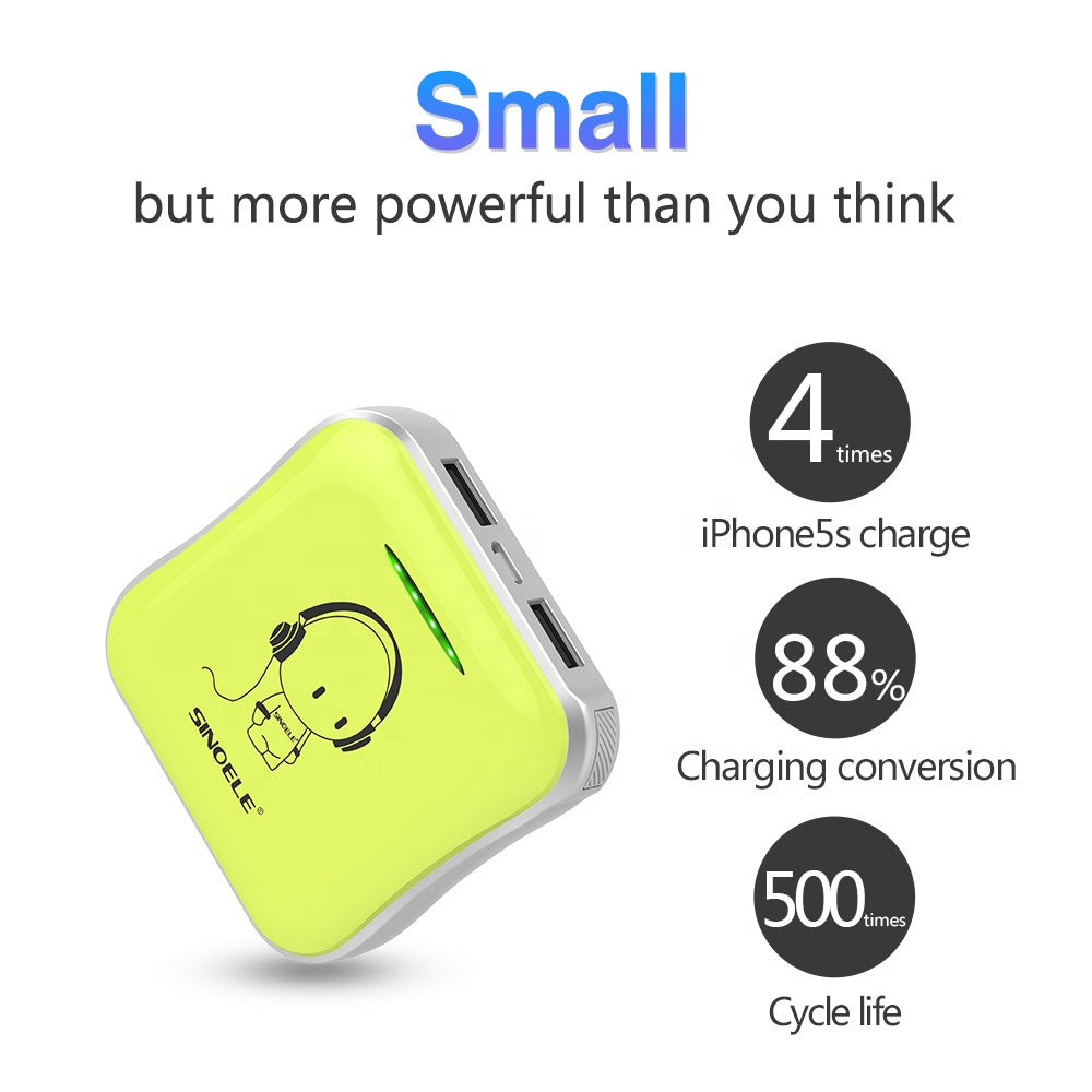 Mini Power Bank - E' Panta Market