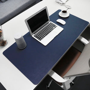 Custom Waterproof Large Leather Desk Pad Computer Accessories Shop - E' Panta Market