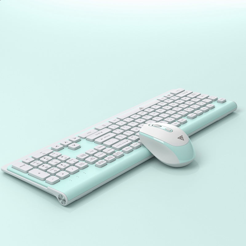 Wireless Optical Mouse and Keyboard Set - E' Panta Market