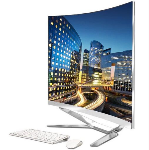 HD LED Curve PC Intel Core i7 For Home-Office - E' Panta Market