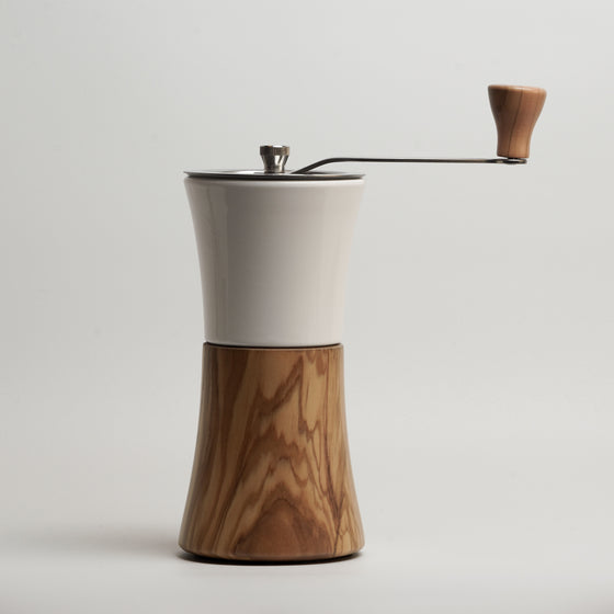 Hario Olive Wood Coffee Grinder