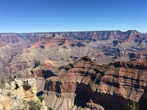 Grand Canyon in 2017