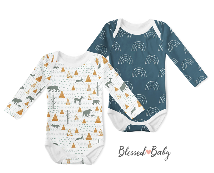 Baby onesie set. Baby clothing online