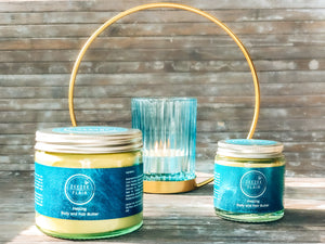 Healing Hair and Body Butter