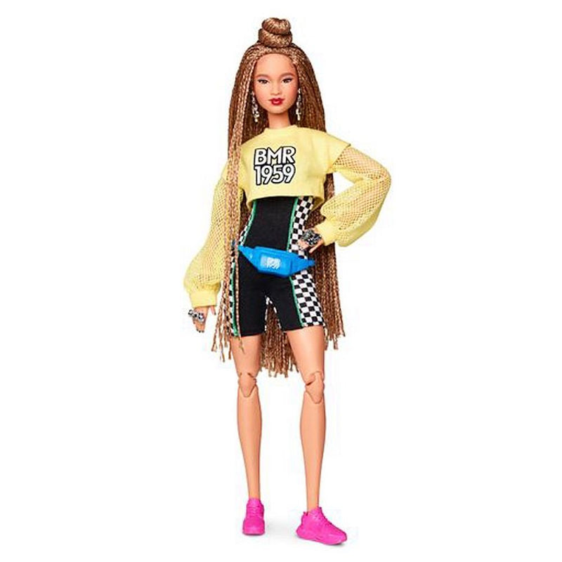 Mattel BMR1959 - Barbie con shorts