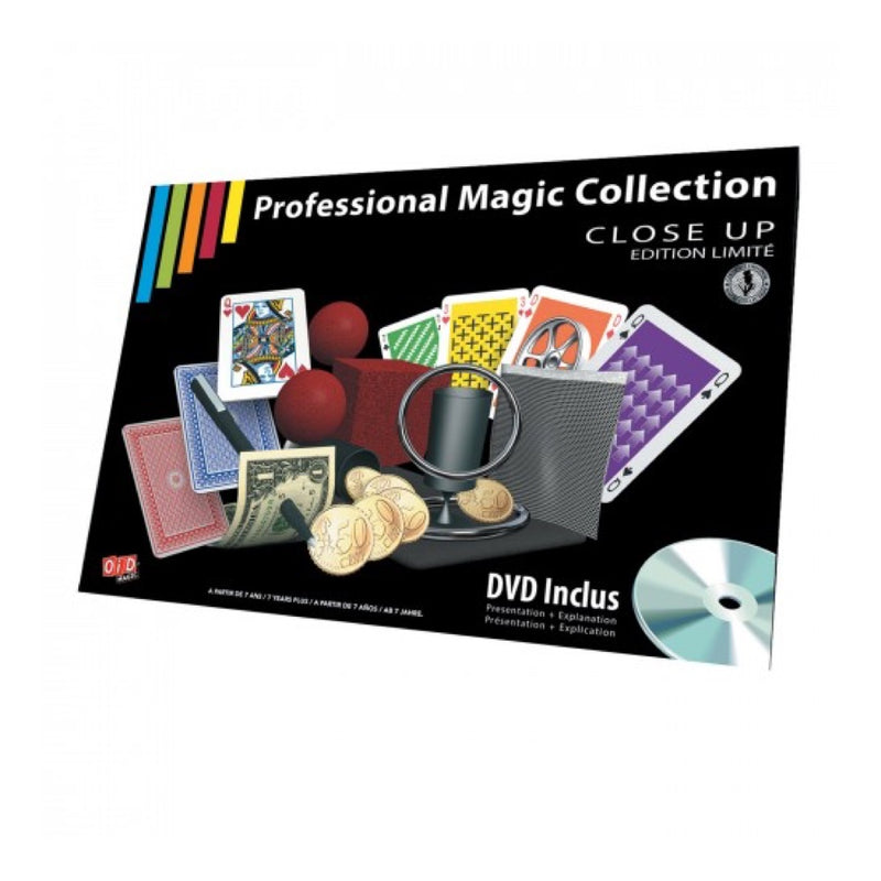 Oid Magic Magia Set Close Up 2