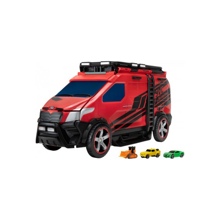MicroMachines Set Super Van